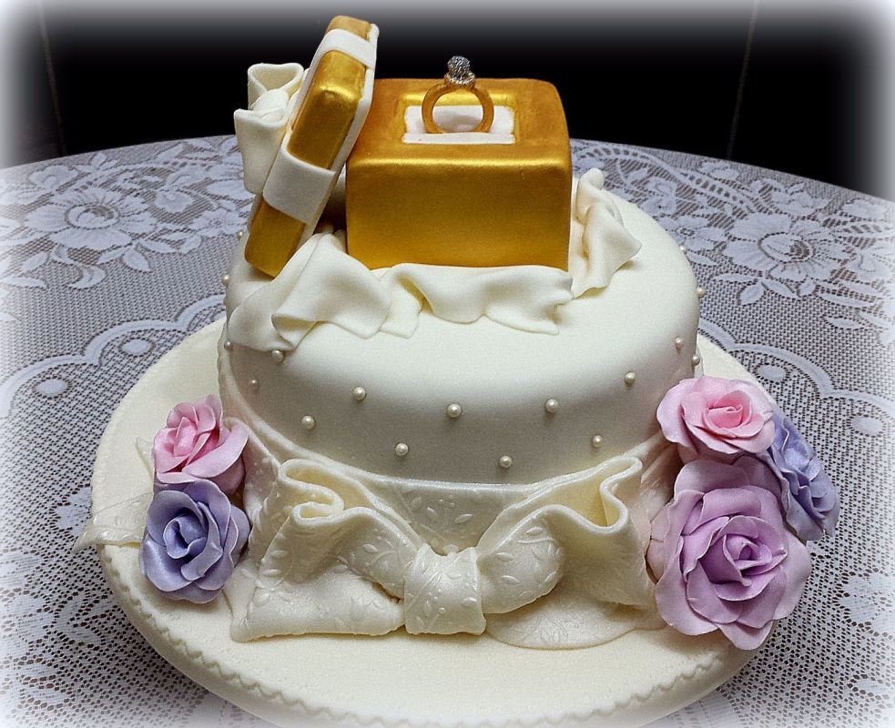 Torta Merry Me!!!
