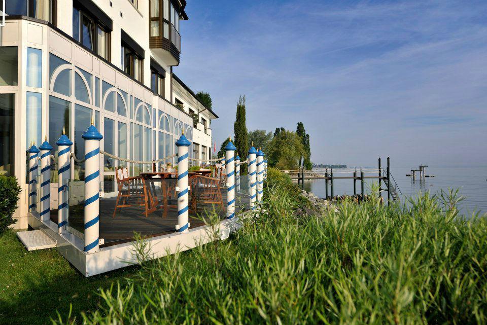 Beispiel: Terrasse, Foto: Bad Horn