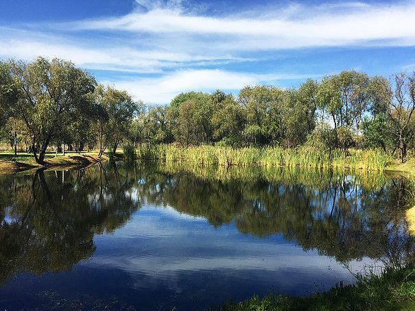 Lago Paraíso