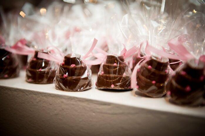 Mini Bolo - Chez Bonbon Chocolate Gourmet