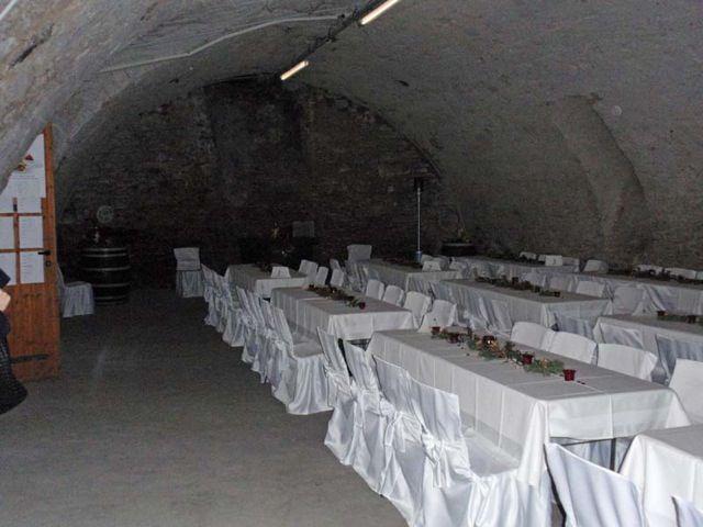 Beispiel: Eventdekoration, Foto: Hochzeitsvermietung - Stuhlhussen Deutschland.