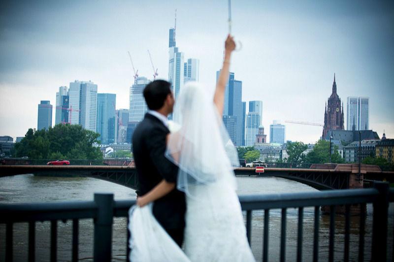 Beispiel: Fotos von Ihrem schönsten Tag, Foto: Licht Film.