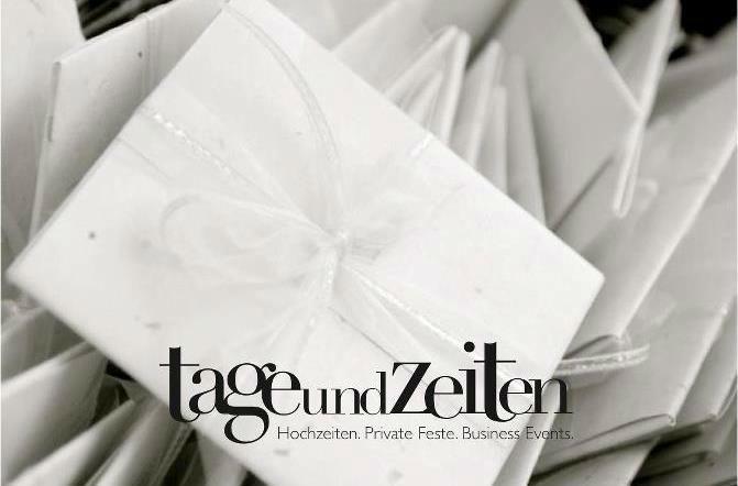 Beispiel: Organisation und Planung Ihrer Hochzeit, Foto: tageundzeiten