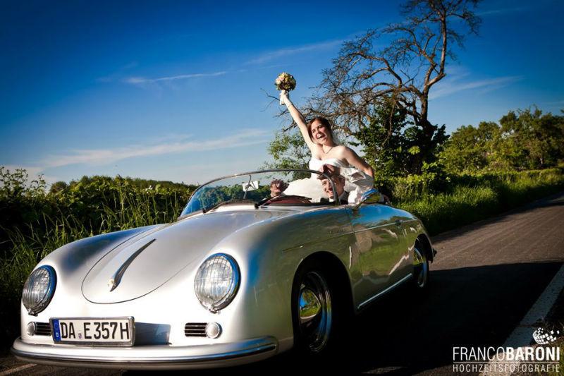 Beispiel: Innovative Hochzeitsfotos, Foto: Franco Baroni.