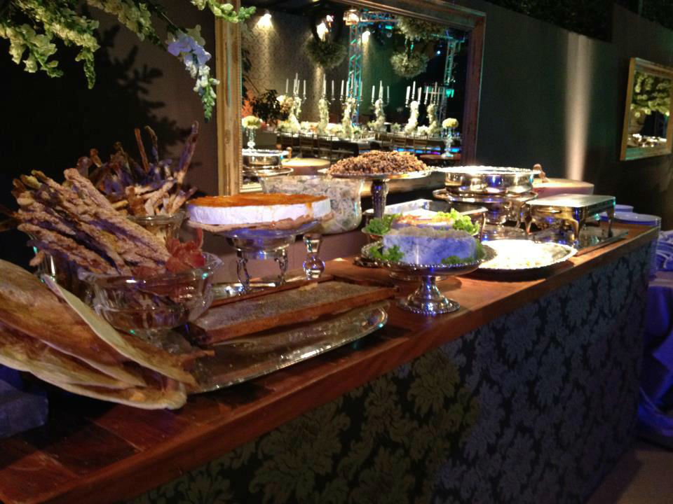 Grand Mère Buffet