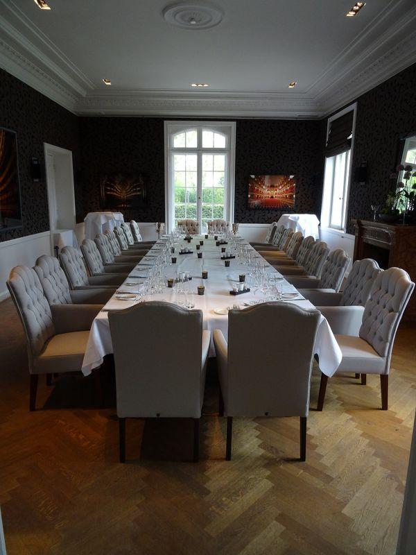 Gourmet Restaurant, 1 Tafel