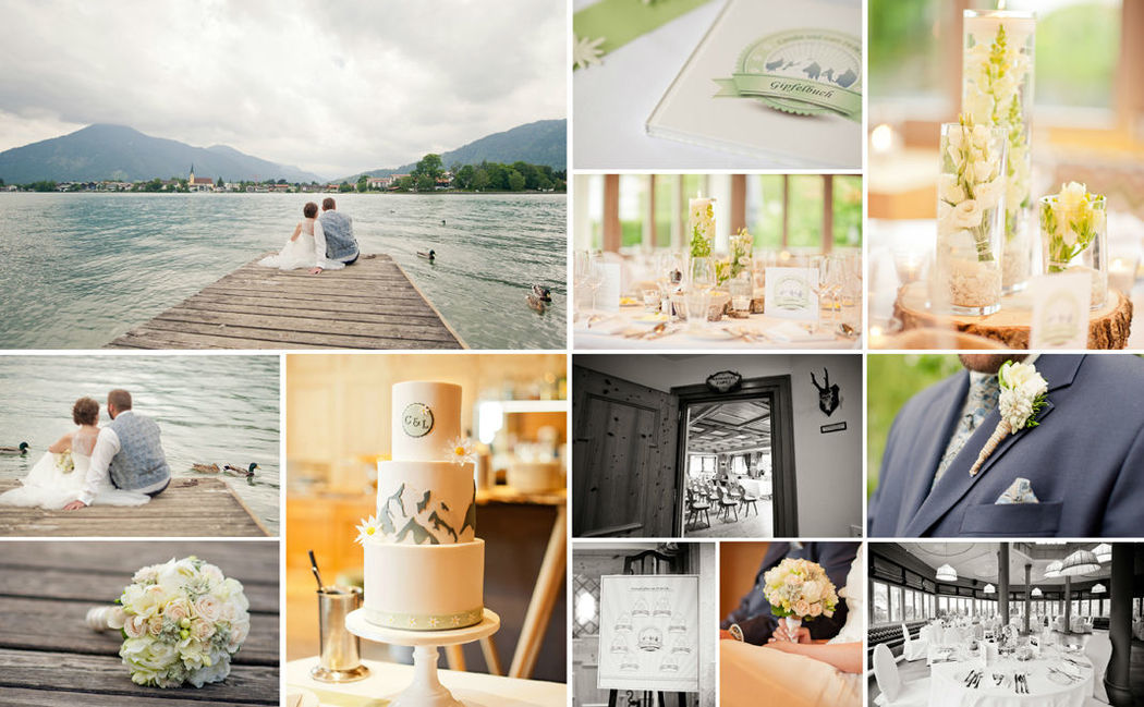 Hochzeit am Tegernsee Foto: www.petrafritzihennemann.de