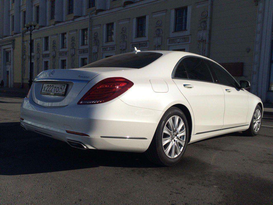 Mercedes-Benz S класс W222