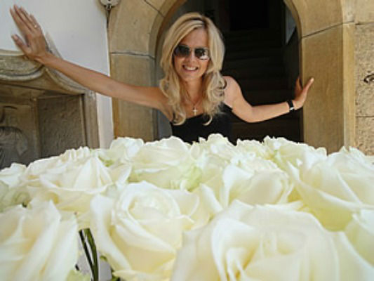Beispiel: Hochzeitssängerin Miriam, Foto: Miriam Elea - Voice of Love.