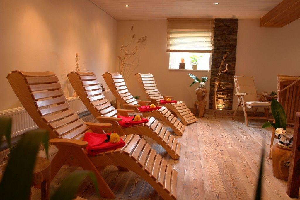 Beispiel: Wellness-Bereich, Foto: Landhotel Altes Zollhaus.