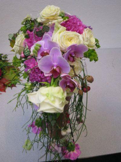 Beispiel: Wunderschöne Blumengestecke, Foto: Blumenstüberl Helmut Frick.