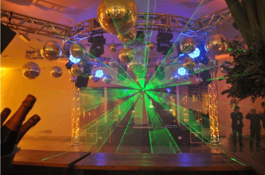 Torre , Laser