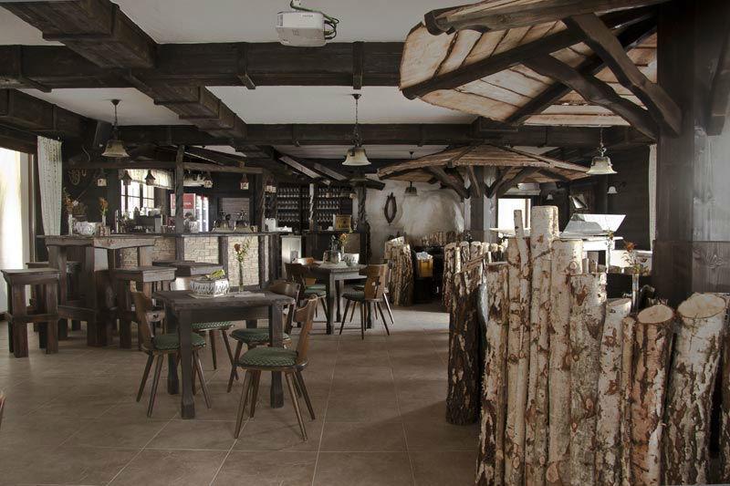 Beispiel: Wirtshaus Impression, Foto: Fautenhau Alm.