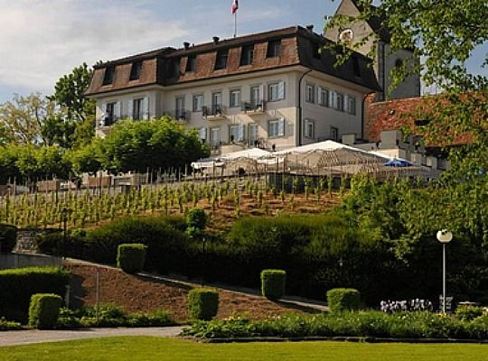 Beispiel: Aussenansicht, Foto: Schloss Romanshorn (TriBeCa).