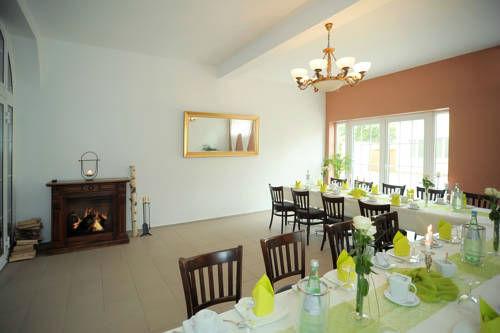 Beispiel: Speisesaal, Foto: Hotel Alte Feuerwache.