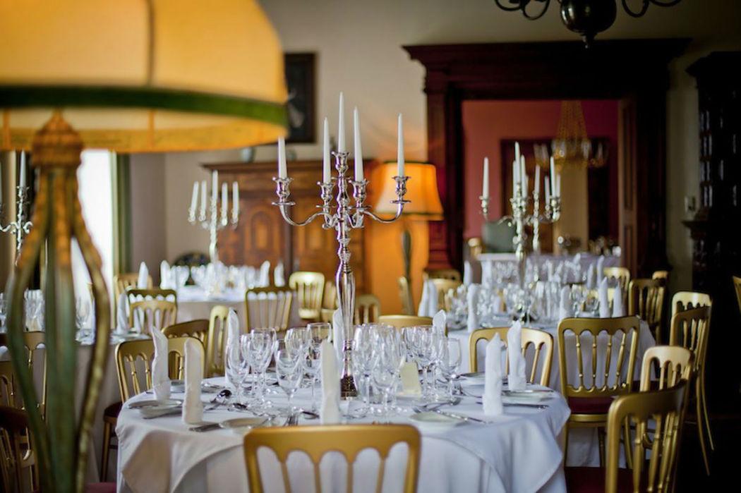 Beispiel: Restaurant, Foto: Schloss Ernegg.
