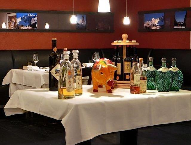 Beispiel: Eindruck vom Restaurant, Foto: Le Barestovino.