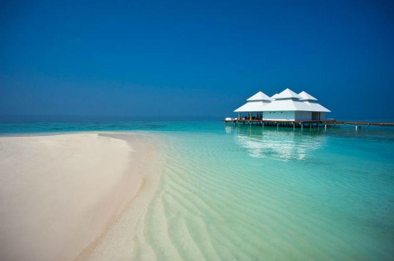 Traumhafte Flitterwochen Foto: Malediven via facebook