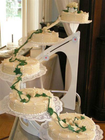 Beispiel: Torten aus der Konditorei, Foto: Tortenkunst.