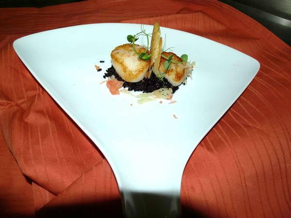 Beispiel: Speisen, Foto: Steins Traube.