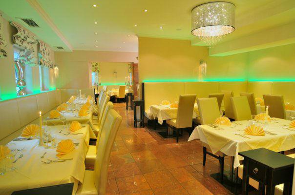 Beispiel: Restaurant, Foto: Wedding Hotel Heitzmann.