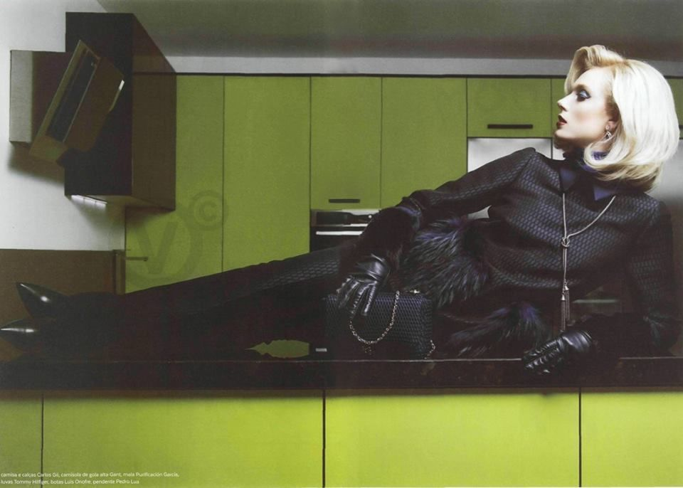 Carlos Gil @ Vogue Portugal