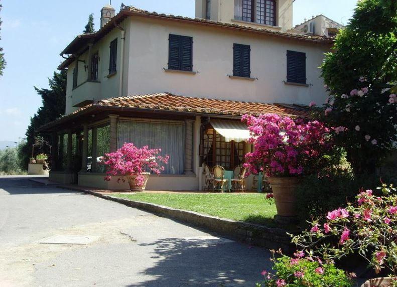 Hotel Villa Le Rondini