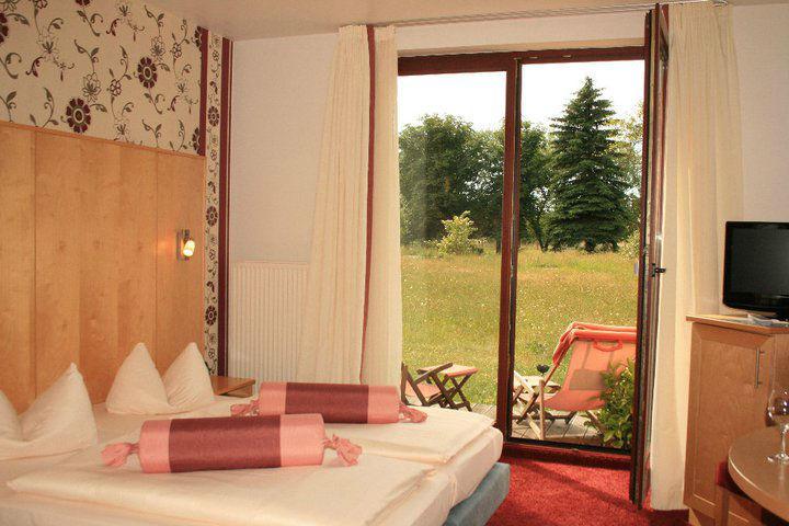 Beispiel: Doppelzimmer, Foto: Landhotel Rittmeister.