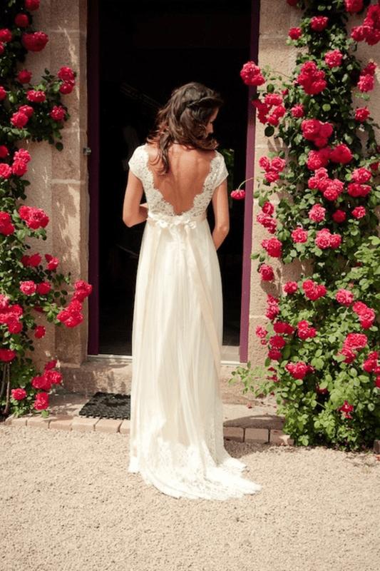 Beispiel: Von Brautkleid bis Hochzeitsfloristik, Foto: The Princess.