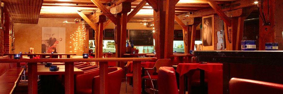 Beispiel: Hauptraum (Nichtraucherbereich), Foto: Palais´S Gastro.