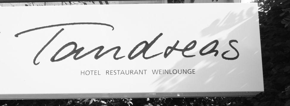 Beispiel: Eingangsbereich, Foto: Hotel Restaurant Tandreas.