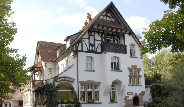 Beispiel: Haupthaus, Foto: Dammenmühle.