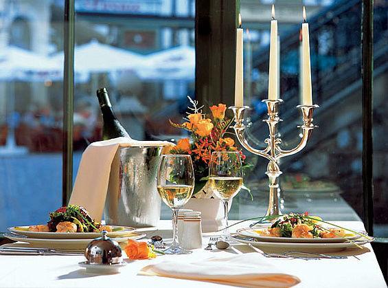 Beispiel: Feine Küche in den Restaurants, Foto: Travel Charme Gothisches Haus.