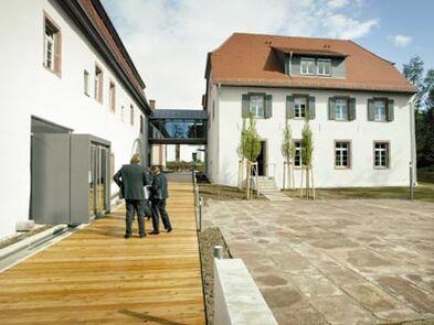 Beispiel: Innenhof, Foto: Buhlsche Mühle.