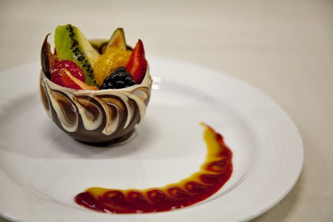 Repostería de los mejores chefs nacionales e internacionales.