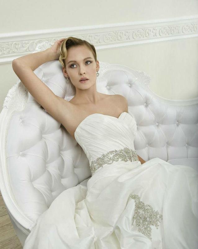 Beispiel: Brautmode für jeden Geschmack, Foto: White Lounge.