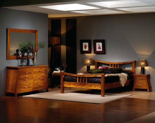 Muebles La Tinaja. Dormitorio de Importación