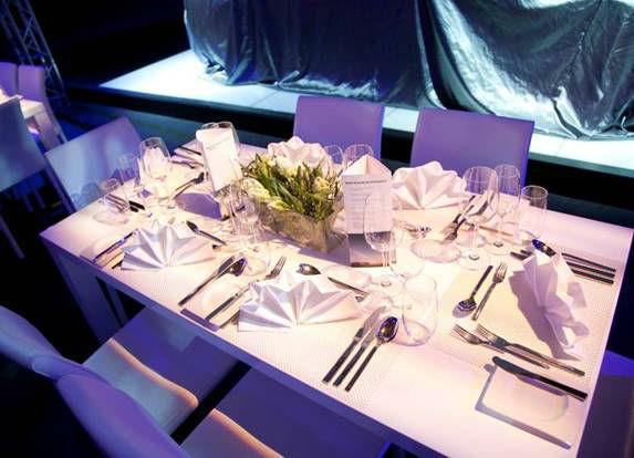 Beispiel: Zu Tisch, Foto: Lux & Lauris.