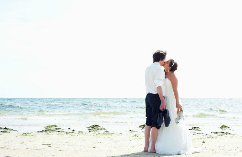 Beispiel: Wunderschöne Hochzeitsfotos, Foto: Katinka Stone.