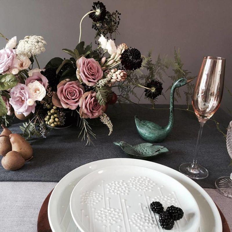Allium By Olympia-centro de mesa y styling