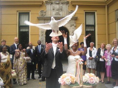 Witte Vleugels van Vreugde en Verdriet - Copyright ©