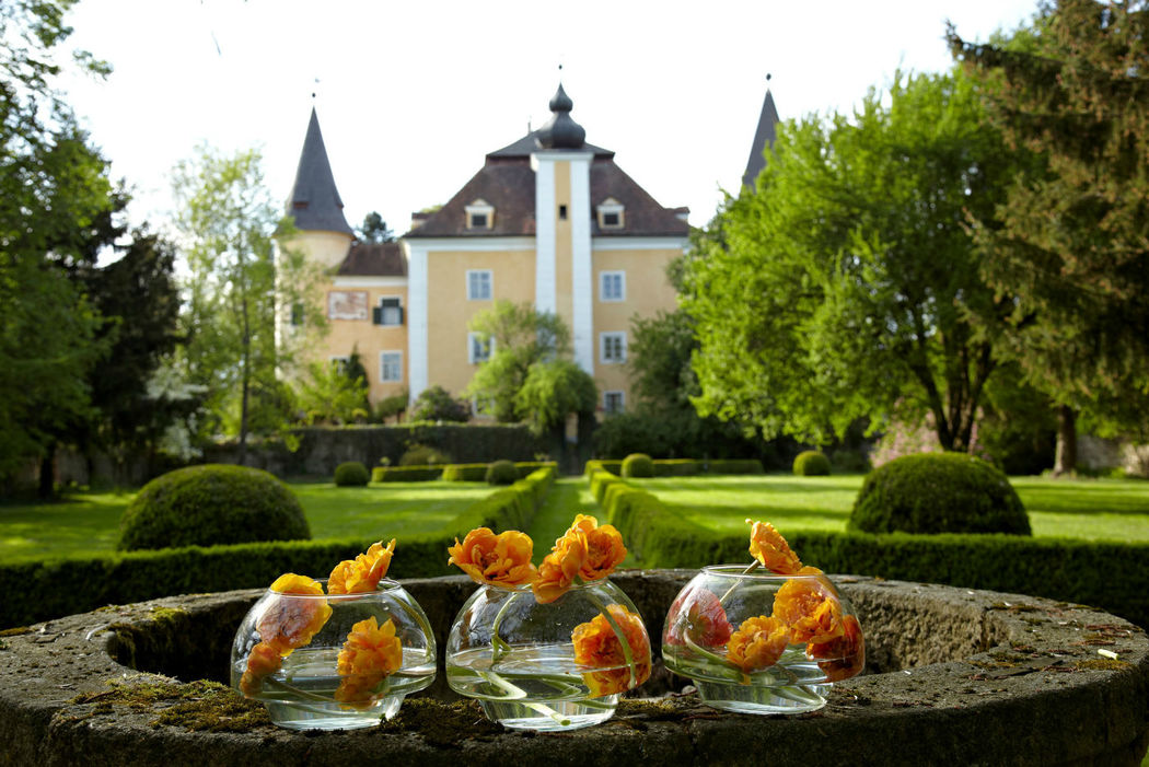 Beispiel: Schloss, Foto: Schloss Mühldorf.