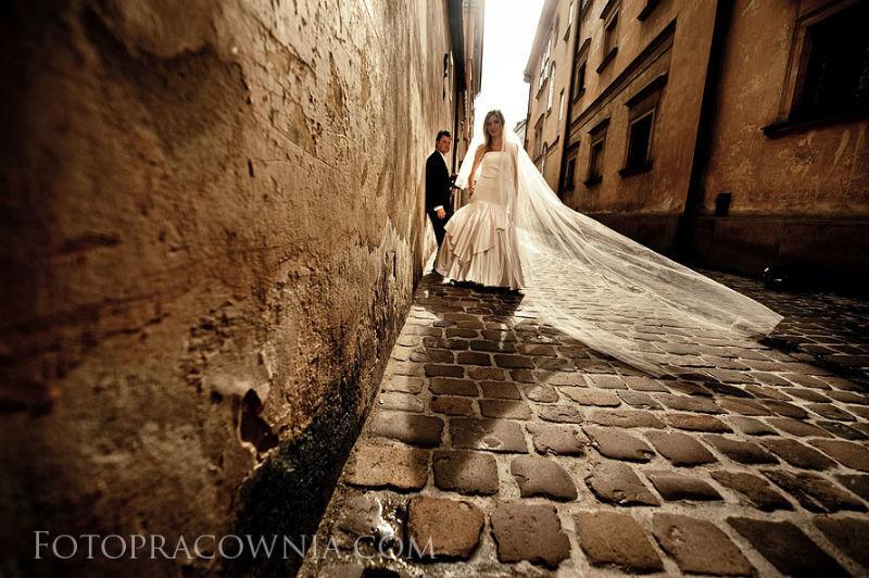 Agnieszka i Jacek Taranowie, Fotografia ślubna