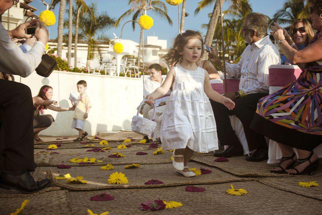 The Wedding México, organización de bodas