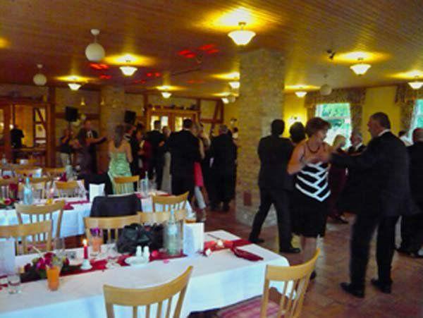 Beispiel: Feiern im Land-gut-Hotel, Foto: Land-gut-Hotel Hermann.