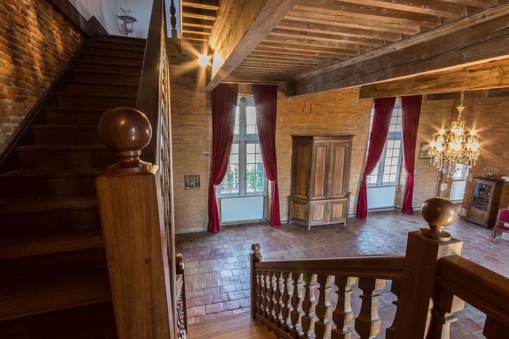 La salle Gaston Phoebus