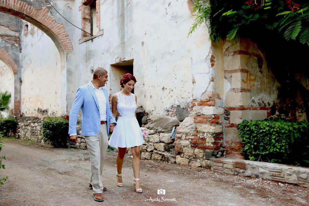Stacy&Ignacio