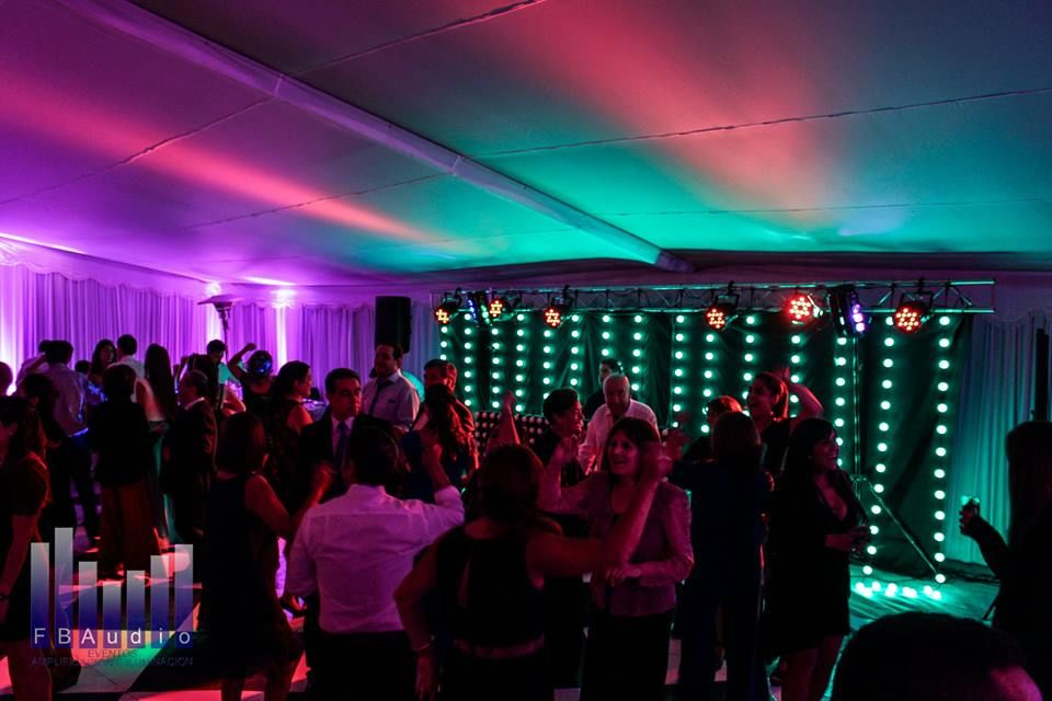 Cortina LED RGB, producto exclusivo