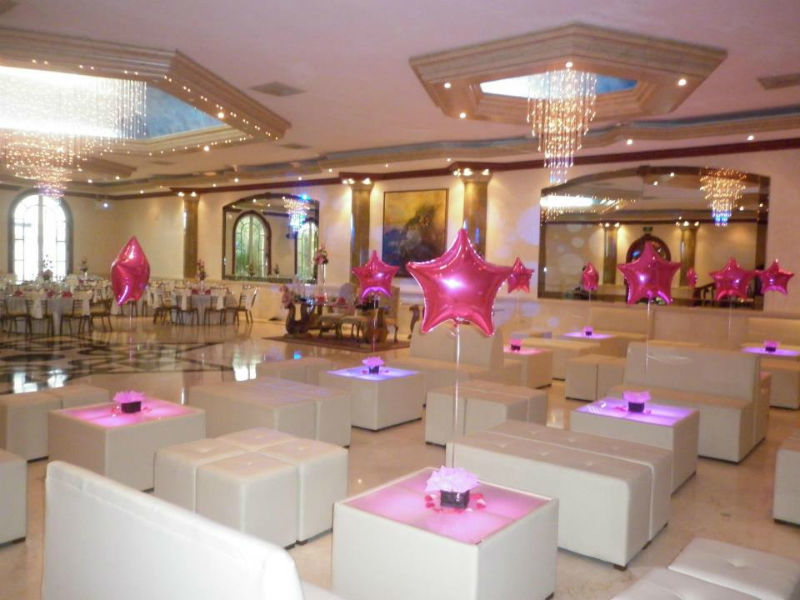 Salones de eventos para bodas en Monterrey - Foto Casino Colonial
