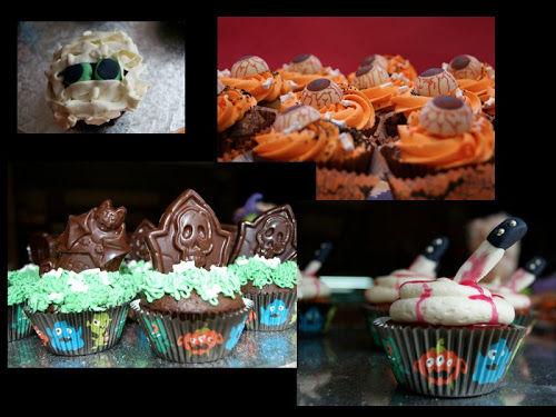 Caperucita Cupcakes